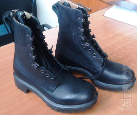 Military English Black Ankle Boots Shoes Contractors Buy On Www