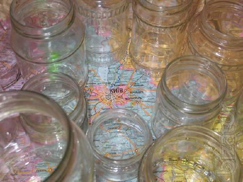 Sell glass jar