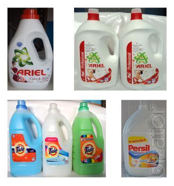 Ariel 1 5 l, Ariel 4 2 l, Persil 4 5 l, Tide 4 5 wholesale prices