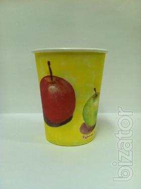 The paper cups