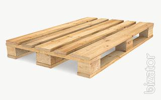 Wooden pallets, Europalace