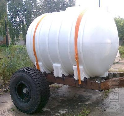Tank for transportation of fertilizers CAS
