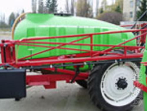 Grabocka for transportation of fertilizers CAS Berezhany