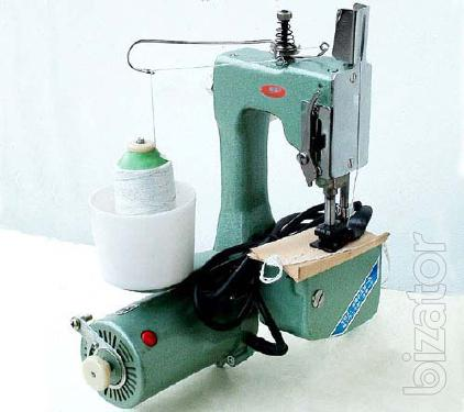 Bag sewing machine India Japan China (GK26-1A GK9-3 NP-7A ( Newlong ) Deson, Elpar Citizen Fischbein GK26-1A-12V(12Volt))