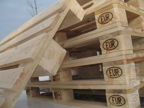 Looking for a reliable supplier for the supply of Pallets in Germany