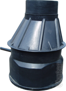 Pumping wells plastic (caissons) Plyuty Koncha Zaspa Dare