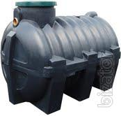 A septic tank for a country house Proceed Borispol Makarov Icel