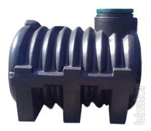 Septic tank for sewage 1,5 - 2,0 - 3,0 m3 Mountain with fantastic staff, new Vyshgorod Brovary Bucha