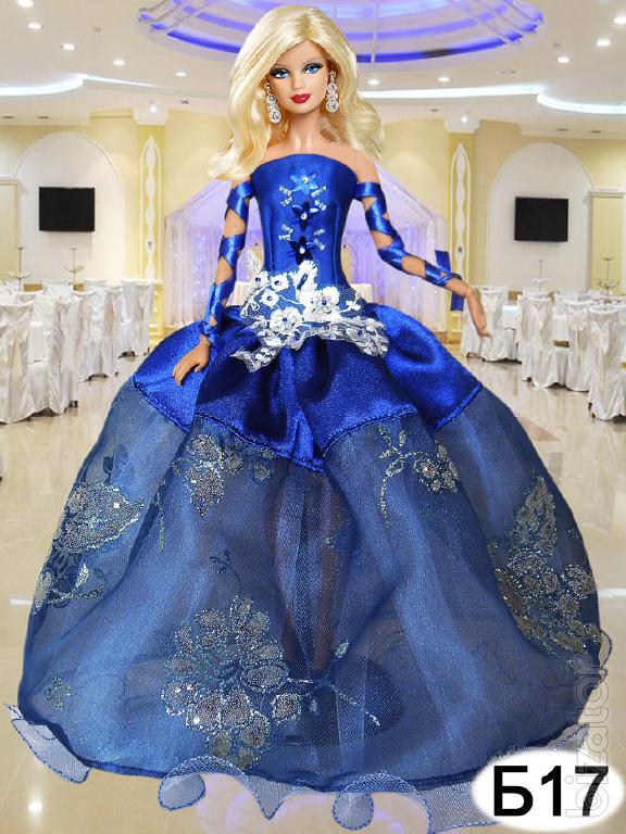 Фото платьев для куклы барби