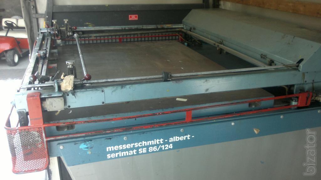 cheap silk screening machine