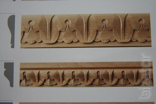 Sale Ebanisteria Marelli - carved wooden moldings and cornices - Buy