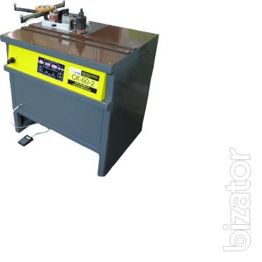 Edge banding machines from the manufacturer