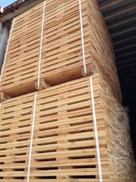 Foreign company to acquire a pallet Board (edged)