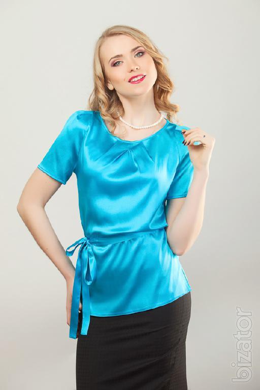 Купить Шелковую Летнюю Блузку