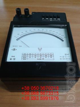 Sell voltmeter E (CL so 0,5) 75-600V