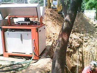 portable water cutting machine
