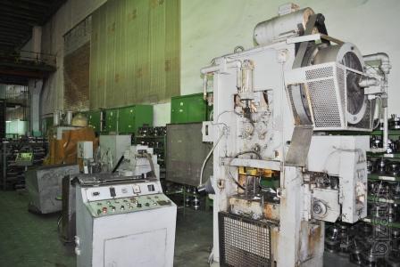 Sheet metal stamping press machine ESSA Super-40 - Buy on