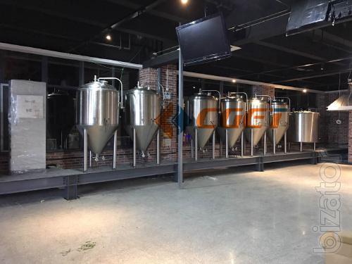 500L Минипивоварня минипивзавод крафтовая пивоварня