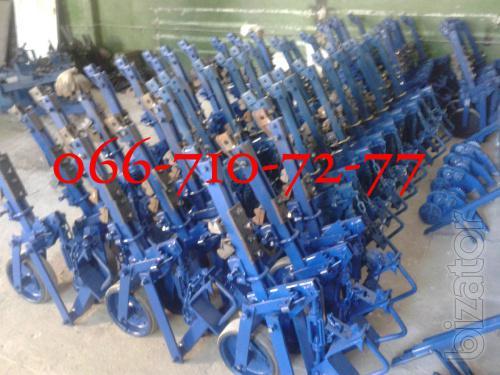 Cultivator type SCC-4.2.,SCC-5.6 and section KRN, krnv