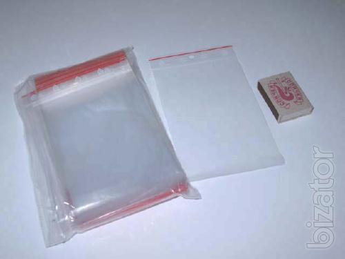Zip bags with lock all sizes