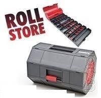 Box portable storage compartments