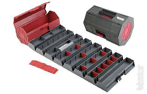 Octagonal folding storage box