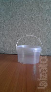 Food-grade plastic bucket