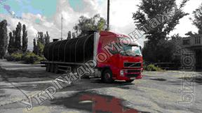 Tanks and tanks with capacity 5, 10, 15, 20, 25, 32, 40, 50, 60, 75, 80, 100 m3, Manufacture, delivery, installation