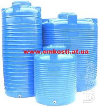 Water tanks plastic