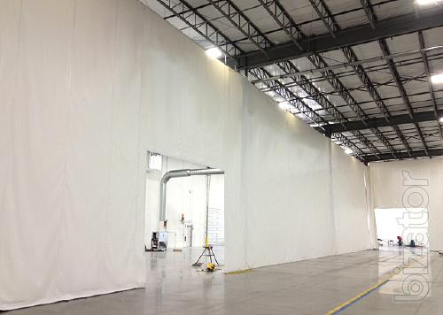 SoftWall® - insulated curtain wall
