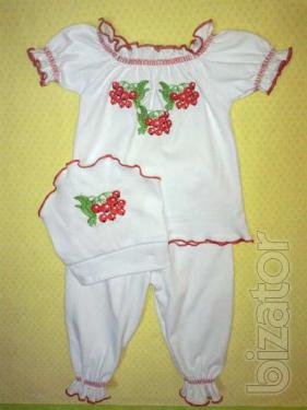 Children's clothing from the manufacturer at wholesale prices