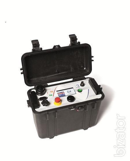 New Hva28td Vlf High Voltage Installation For Testing