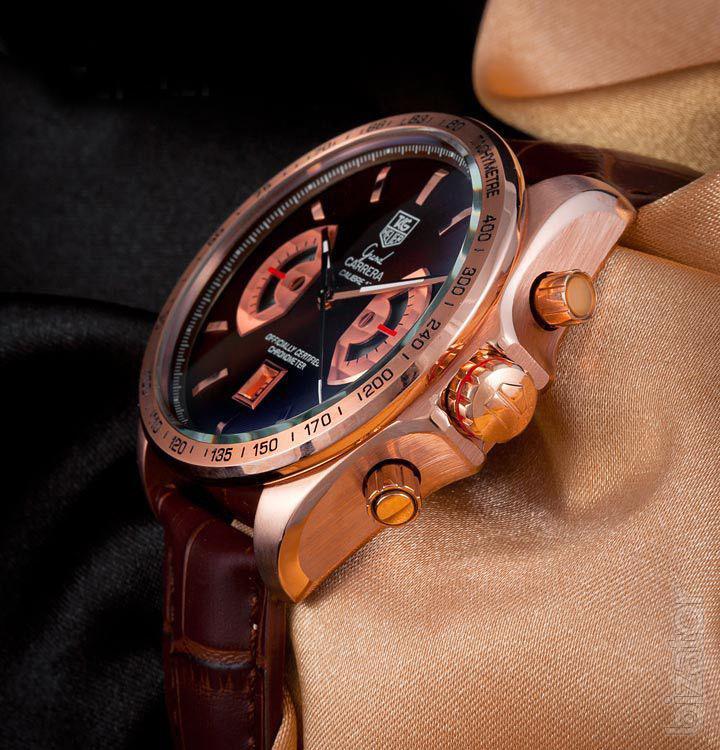 Швейцарские часы TAG Heuer в салонах Les Montres