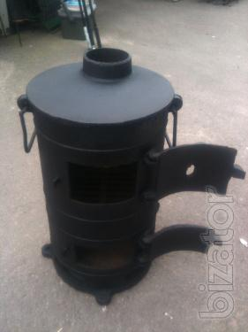 Cast iron stove. stove surface 57. New.