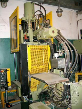 Injection molding machine klockner ferromatik desma d966 - Buy on