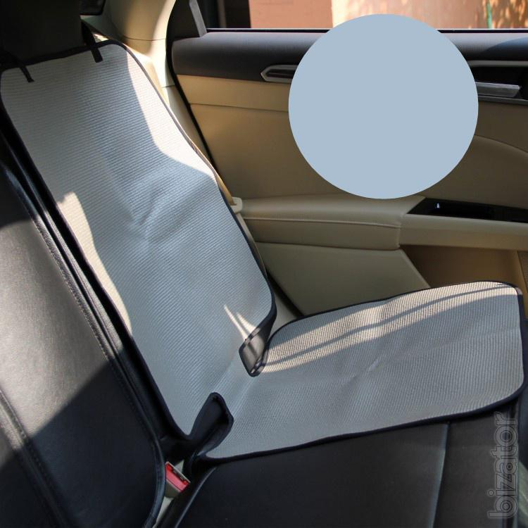 a protective mat under the car seat in the car buy on