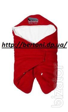 Envelope for infants fleece Wolk dream