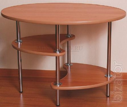 """Coffee table """"Marseille 6"""". Delivery in Ukraine."""