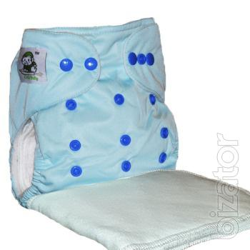 Reusable diaper manufactured using Polo