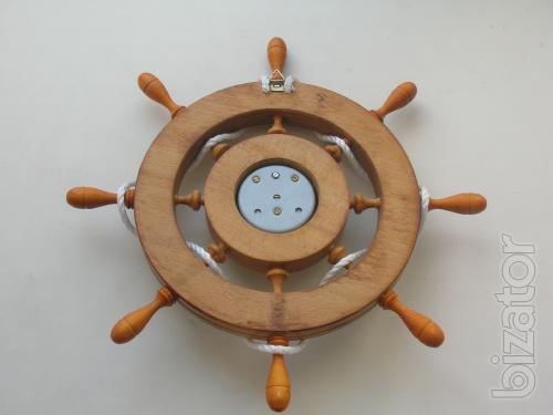 Barometer - the helm. France