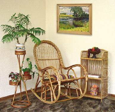 """Rocking chair """"KK-4/3""""Zhytomyr"""