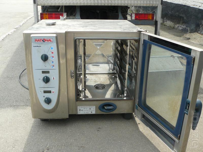 b rational combi oven 61 cm germany buy on www. Black Bedroom Furniture Sets. Home Design Ideas