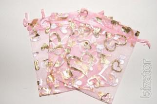 The organza bags wholesale assorted color