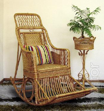 """Rocking chair """"Chernigovchanka"""" Zaporozhye"""