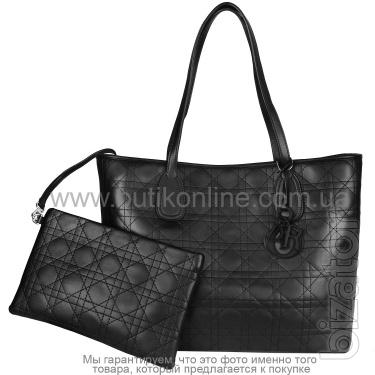 Leather bags and clutches