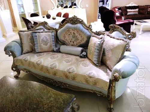 Luxury furniture with thread - offer.