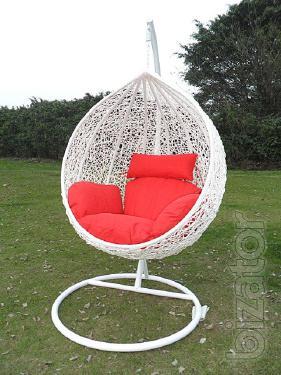 "Garden swing rattan ""hardy"" Poltava"