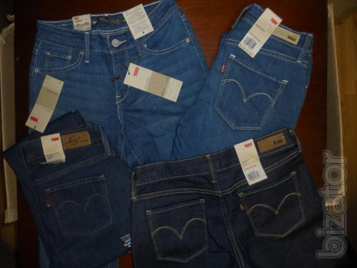 Levi's women's jeans wholesale from USA
