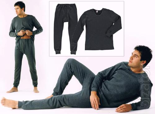 Mens warm set top bottom wholesale and retail