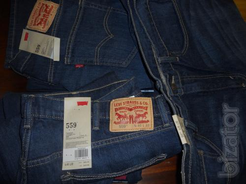 Men's Levi's Jeans 40 pairs from USA